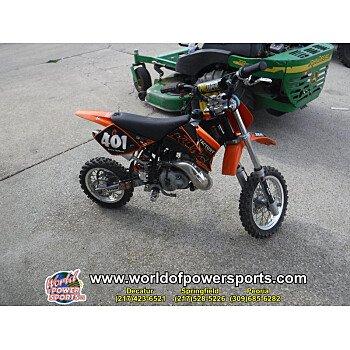 2007 KTM 65SX for sale 200790734