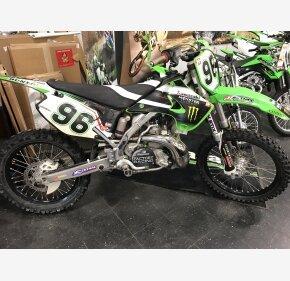 2007 Kawasaki KX250 for sale 200736085