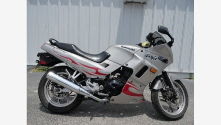 2007 Kawasaki Ninja 250R for sale 200789150