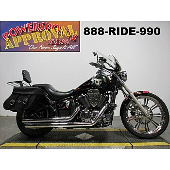 2007 Kawasaki Vulcan 900 for sale 200634427