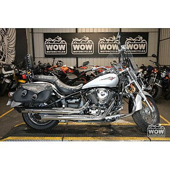 2007 Kawasaki Vulcan 900 for sale 201069302