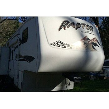 2007 Keystone Raptor for sale 300158040
