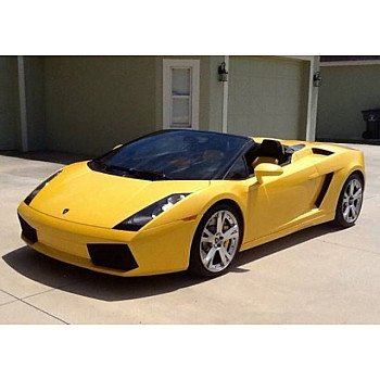 2007 Lamborghini Gallardo for sale 100951852