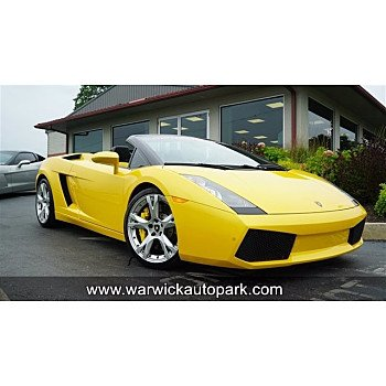 2007 Lamborghini Gallardo Spyder for sale 101445071