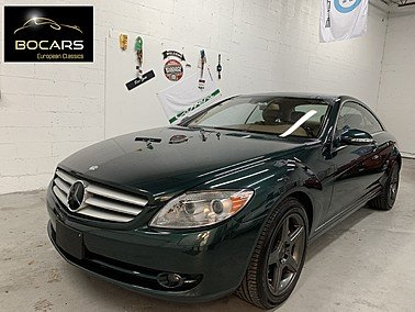 2007 Mercedes-Benz CL550 for sale 101467533