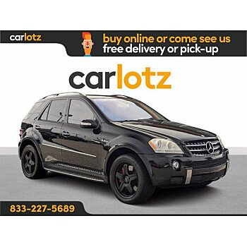 2007 Mercedes-Benz ML63 AMG for sale 101379739