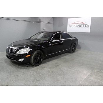 2007 Mercedes-Benz S550 for sale 101041274
