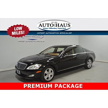 2007 Mercedes-Benz S550 for sale 101237094