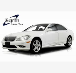 2007 Mercedes-Benz S550 for sale 101251635