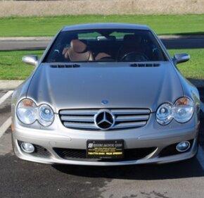 2007 Mercedes-Benz SL550 for sale 101067851