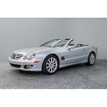 2007 Mercedes-Benz SL550 for sale 101205072