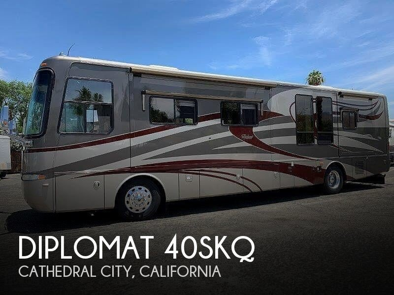 Monaco Diplomat RVs for Sale - RVs on Autotrader
