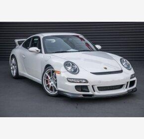 2007 Porsche 911 GT3 Coupe for sale 101076428