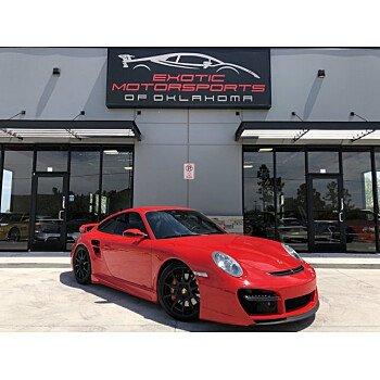 2007 Porsche 911 Turbo Coupe for sale 101116442