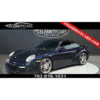 2007 Porsche 911 Turbo Coupe for sale 101214088