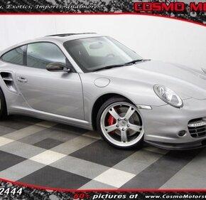 2007 Porsche 911 Turbo Coupe for sale 101310095
