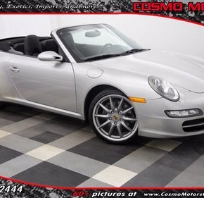 2007 Porsche 911 Carrera Cabriolet for sale 101388820
