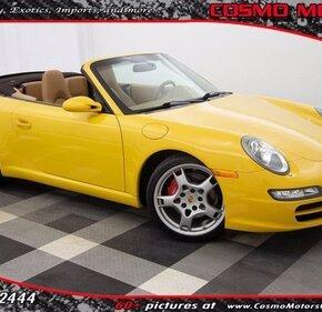 2007 Porsche 911 Carrera S Cabriolet for sale 101417871