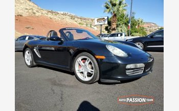 2007 Porsche Boxster for sale 101373689
