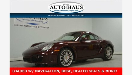 2007 Porsche Cayman S for sale 101217644