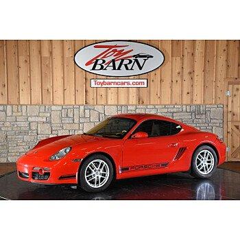 2007 Porsche Cayman for sale 101218587
