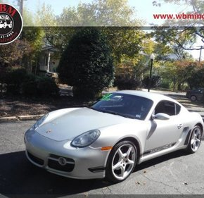 2007 Porsche Cayman S for sale 101228080