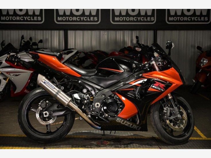 2007 Suzuki GSX-R1000 for sale 201098859
