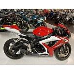 2007 Suzuki GSX-R600 for sale 201182613