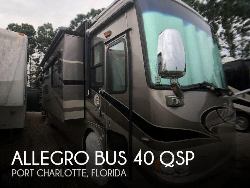 Tiffin Allegro Bus RVs for Sale - RVs on Autotrader