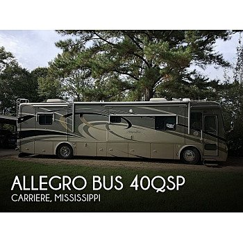 2007 Tiffin Allegro Bus for sale 300211998