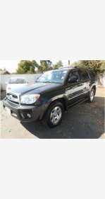 2007 Toyota 4Runner 4WD for sale 101041708