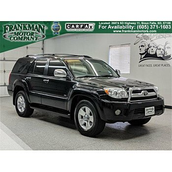2007 Toyota 4Runner 2WD for sale 101192979