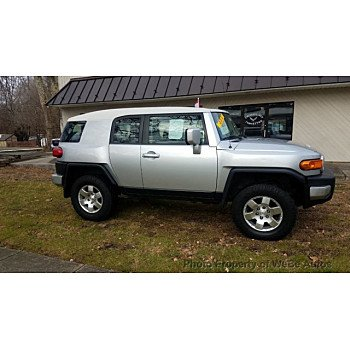 2007 Toyota FJ Cruiser for sale 101076963