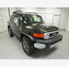 2007 Toyota FJ Cruiser 4WD for sale 101013087
