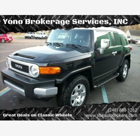 2007 Toyota FJ Cruiser for sale 101403349