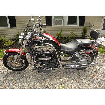 2007 Triumph Rocket III for sale 200777311