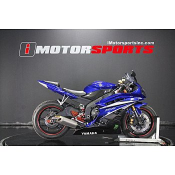 2007 Yamaha YZF-R6 for sale 200742873