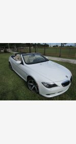 2008 BMW 650i Convertible for sale 101063161