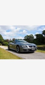 2008 BMW M6 Convertible for sale 101407198