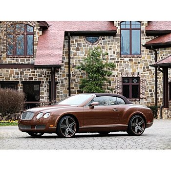 2008 Bentley Continental GTC Convertible for sale 101096444