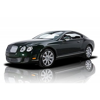 2008 Bentley Continental GT Coupe for sale 101277475