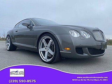 2008 Bentley Continental GT Coupe for sale 101296501