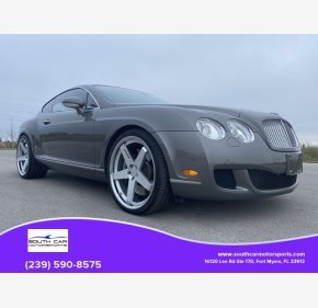 2008 Bentley Continental for sale 101296501