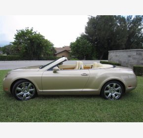 2008 Bentley Continental for sale 101372042