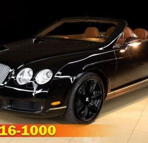 2008 Bentley Continental for sale 101372361