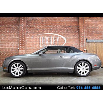 2008 Bentley Continental for sale 101405314