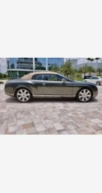 2008 Bentley Continental for sale 101407283