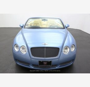 2008 Bentley Continental for sale 101429845