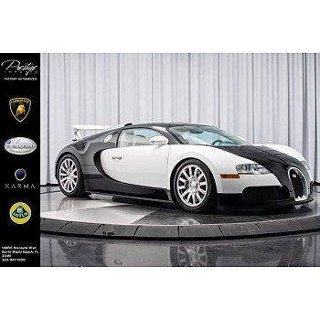 2008 Bugatti Veyron for sale 101077335