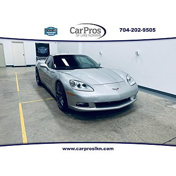 2008 Chevrolet Corvette Coupe for sale 101070992